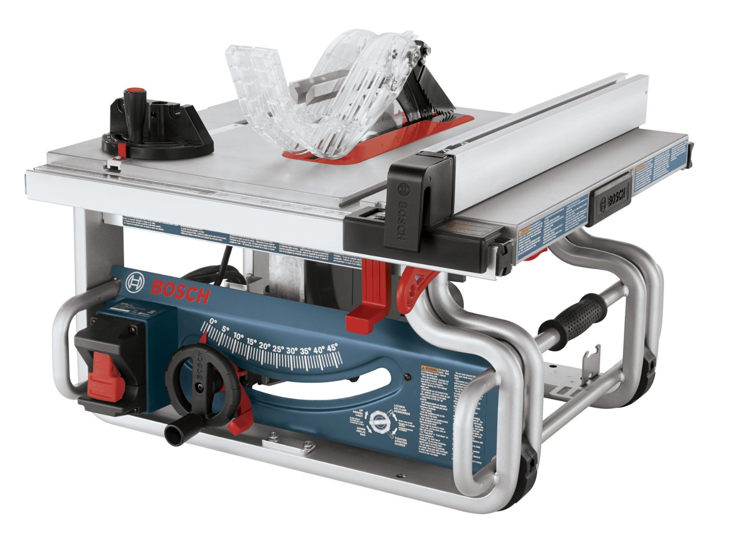 Bosch gts1031 review table saw central for Table 09 reviews