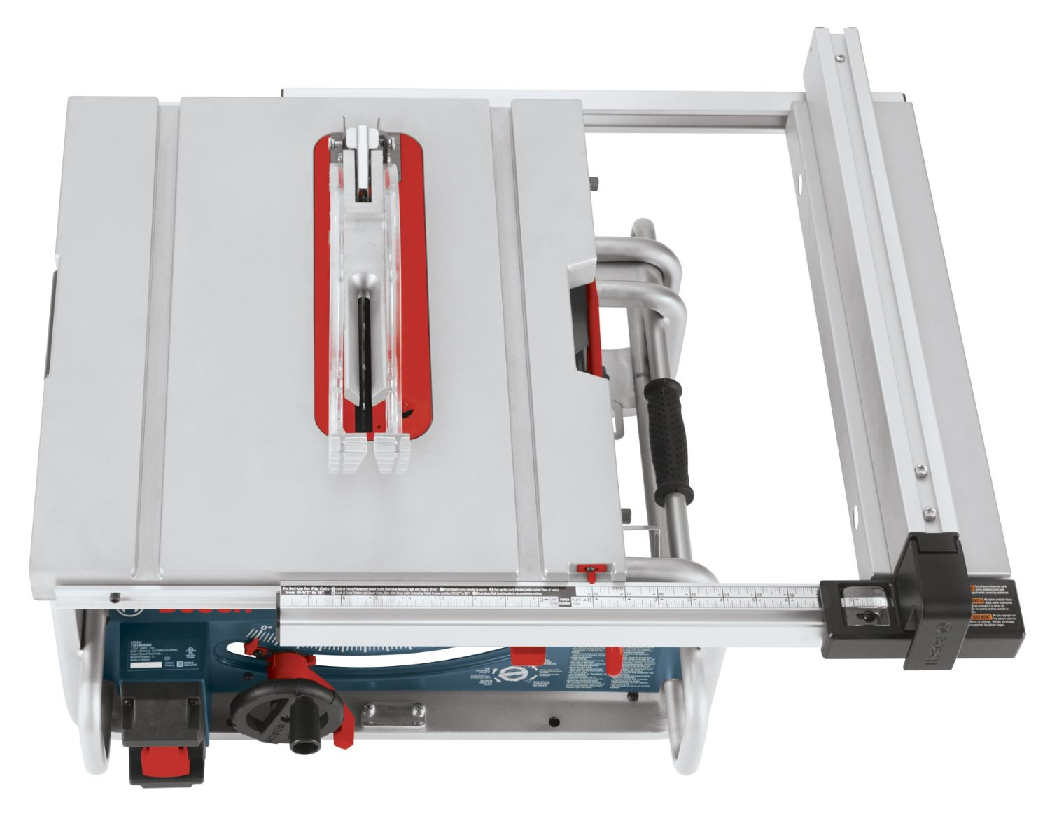 Bosch Gts1031 Review Table Saw Central