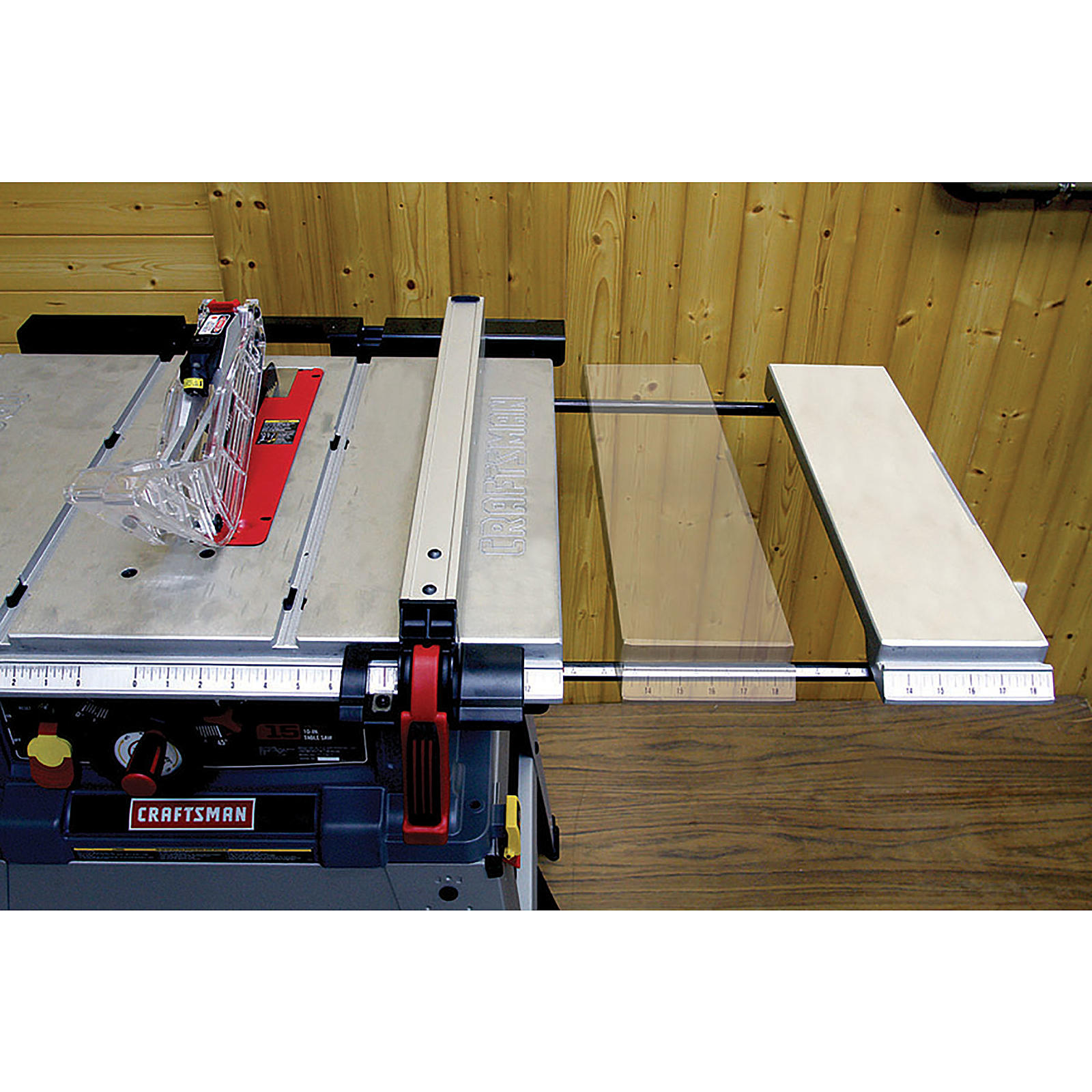 Craftsman 21807 portable table saw review table saw central Table saw fence reviews