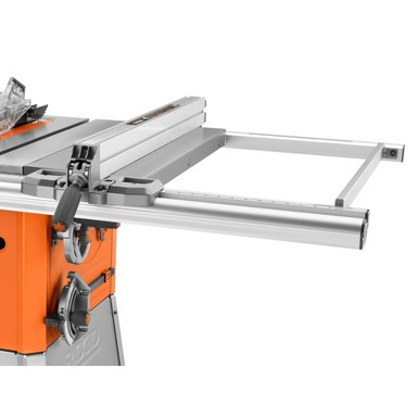 Ridgid 4512 review table saw central Table saw fence reviews