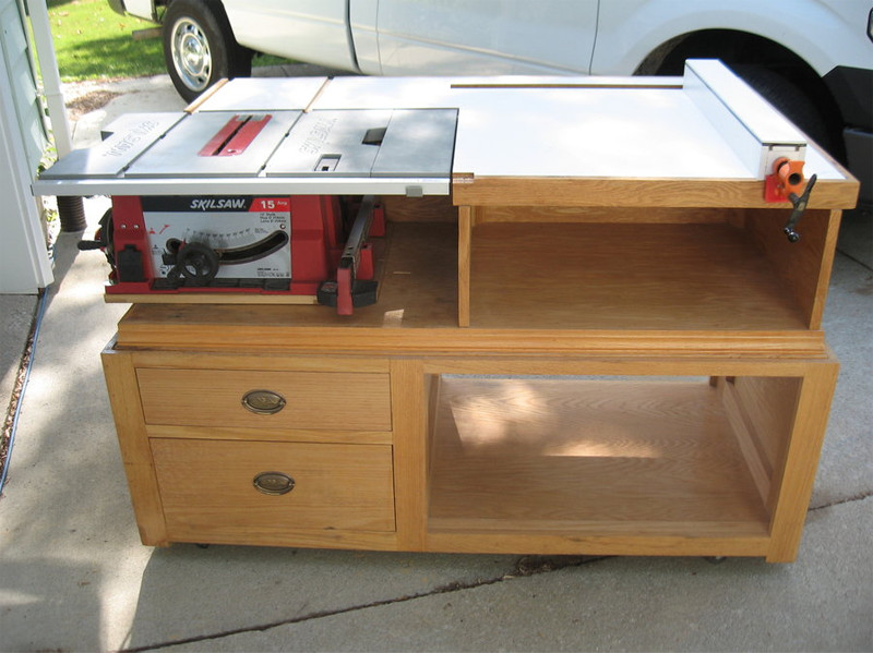 Amazing table saw outfeed tables table saw central Used table saw