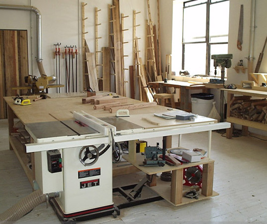 Amazing Table Saw Outfeed Tables