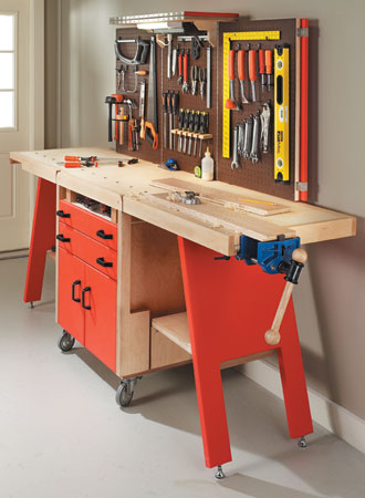 Book Of Folding Woodworking Bench In Uk By Michael