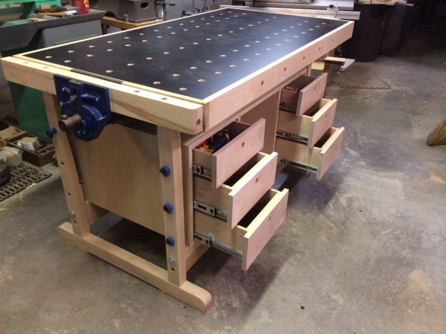 Workbenches With a Difference - Table Saw Central