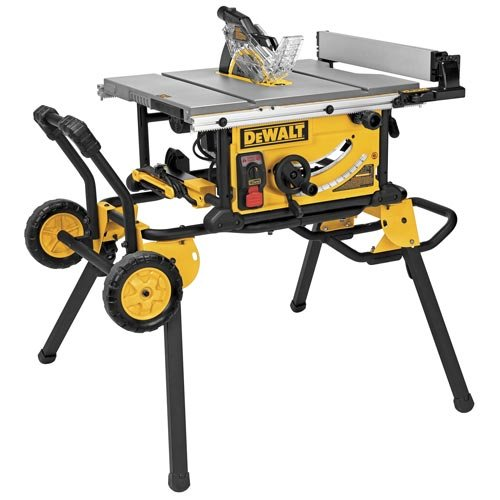 Dewalt dwe7499gd review table saw central dewalt dwe7499gd portable table saws greentooth Images