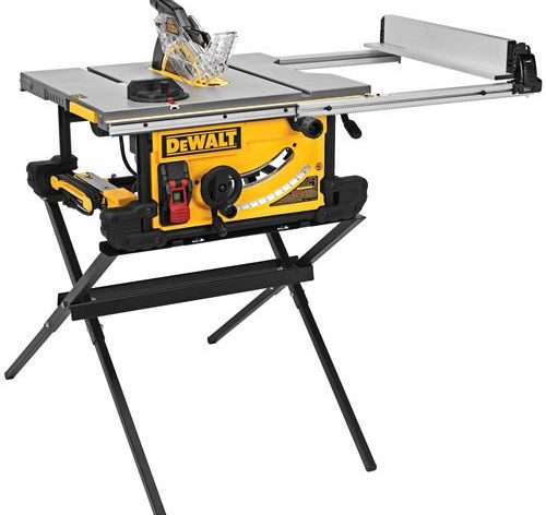 Dewalt dwe7490x review table saw central greentooth Choice Image