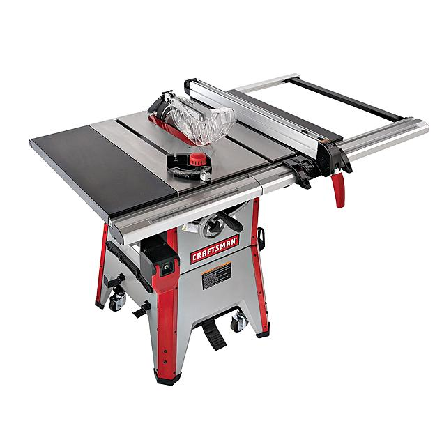 Craftsman 10 Inch Contractor Table Saw Review 21833