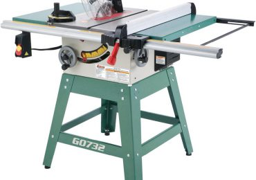 Grizzly G0732 Contractor Table Saw