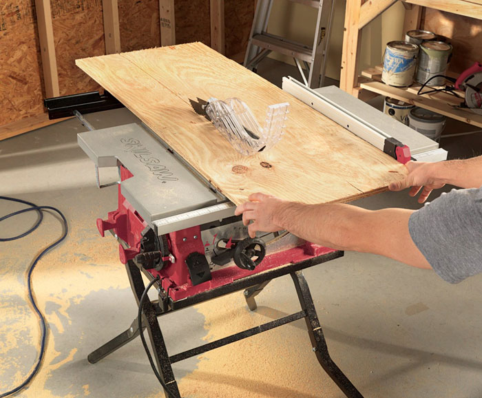 Skil 3410 02 review table saw central skil 3410 02 ripping greentooth Gallery