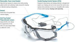 3M Virtua Protective Eyewear