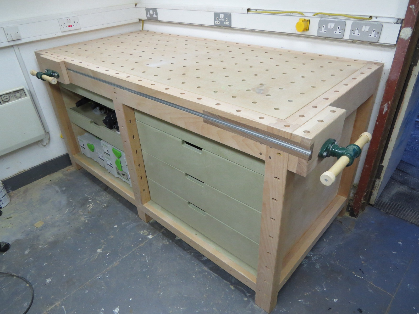 Workbenches With A Difference Table Saw Central