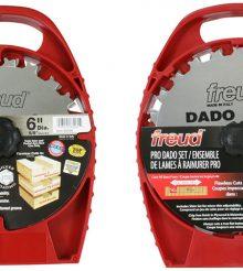 Freud SD206 and SD208 Dado Set Review