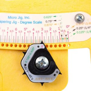 MICRODIAL Taper Jig Angle