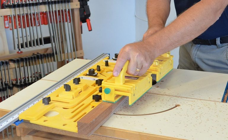 MICRODIAL Taper Jig Router 2